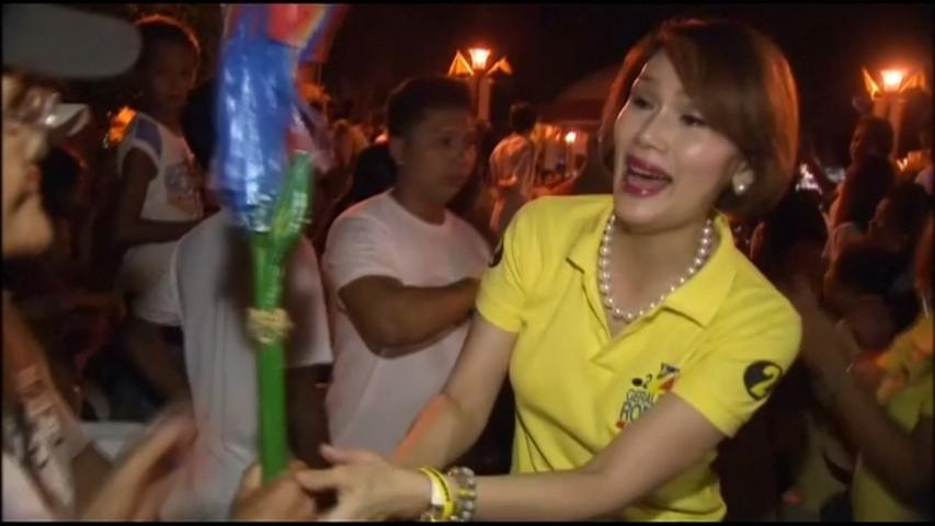 Transgender candidate poised to make history in Philippines