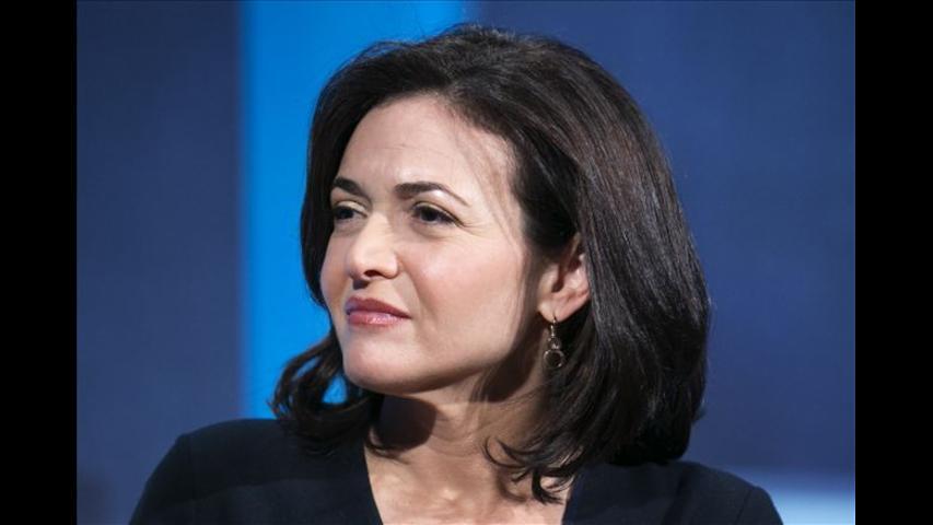 Sheryl Sandberg pens Mother's Day ode to single moms one ... Sheryl Sandberg Mother S Day Post