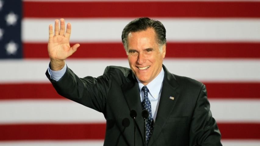 What Does Mitt Romney Know About a #NeverTrump Alternative?