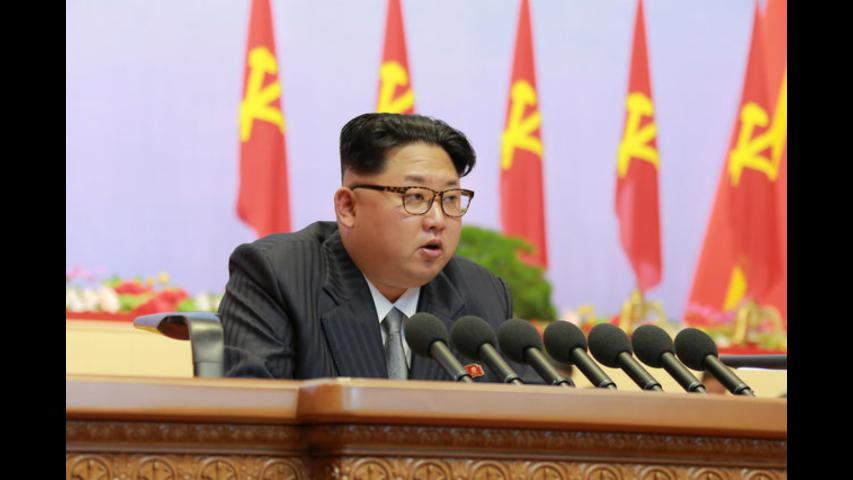 Kim Jong Un: North Korea will only use nuclear weapons if sovereignty threatened