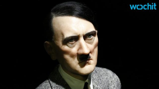 How Much Would You Pay for a Sculpture of a Kneeling Hitler?