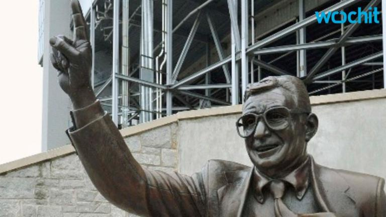 Paterno Media Coverage Has Penn State President 'Appalled'