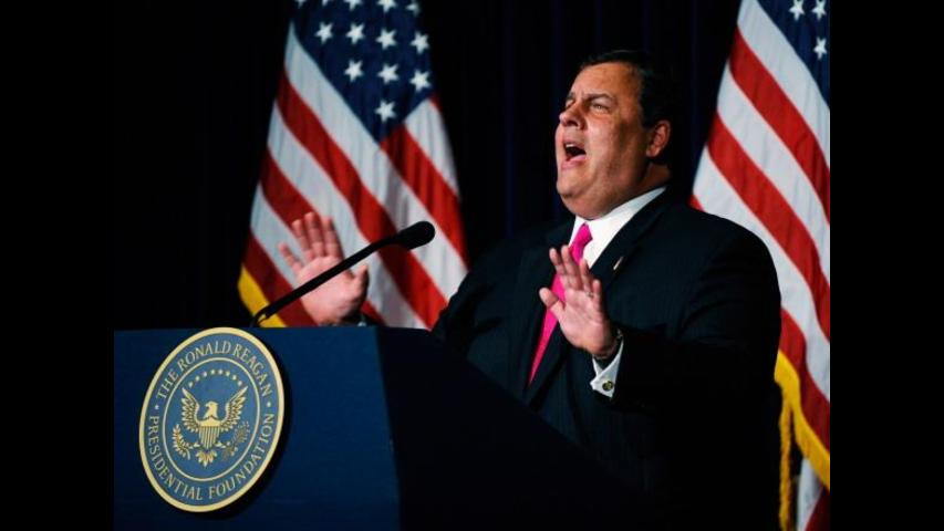 Trump announces Christie as transition team chairman