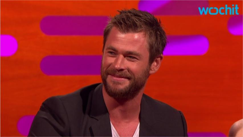 What Did Chris Hemsworth Bake For His Daughter?