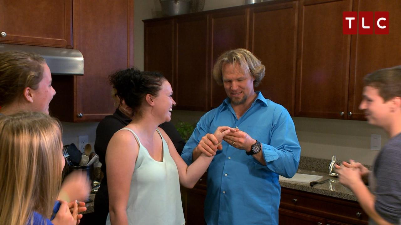 'Sister Wives': Madison's Engagement