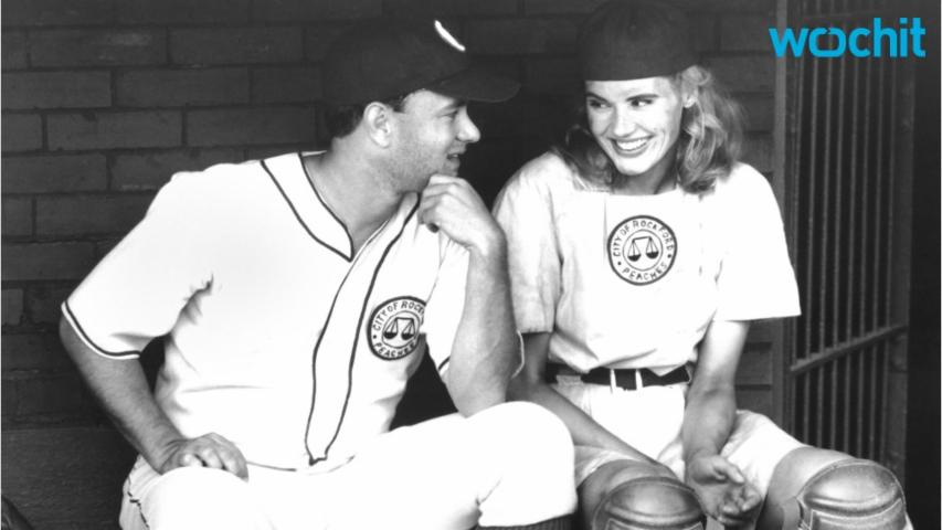 Geena Davis Reunites With 'A League Of Their Own' Cast For Ballgame