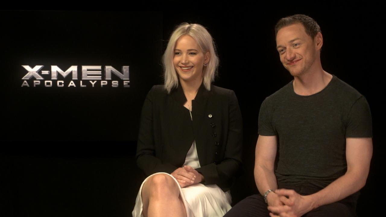 Would Jennifer Lawrence Do Another 'X-Men' Movie?