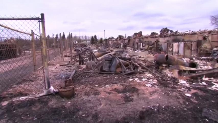 Canada Wildfire: 'We Can Rebuild'