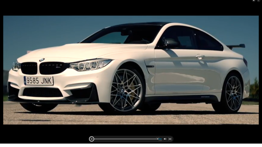 BMW M4 Competition Sport | Automaker Footage