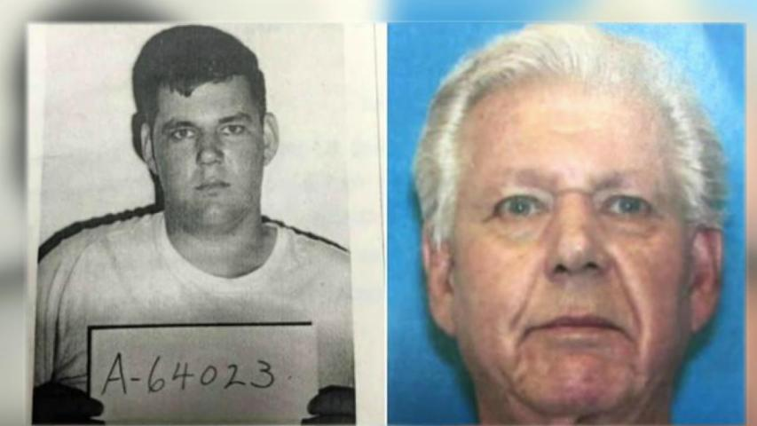 Prison inmate recaptured after 48 years on the run