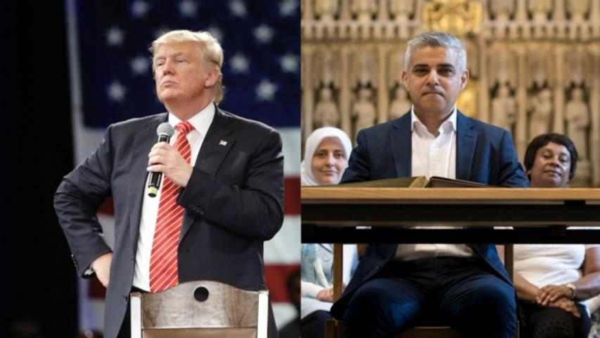 London's Muslim Mayor Doesn't Want to Be the Exception to Trump's Rule