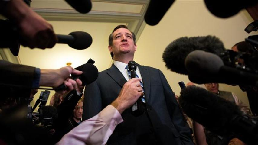 Ted Cruz Rules Out Third Party Run