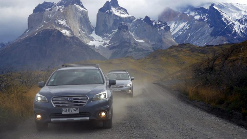 Subarus in Patagonia | On Location