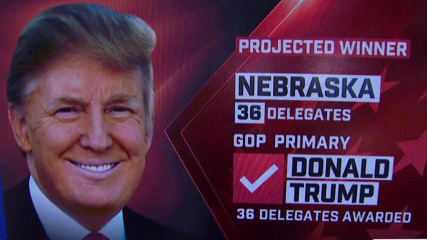 NBC: Trump wins NE Republican primary