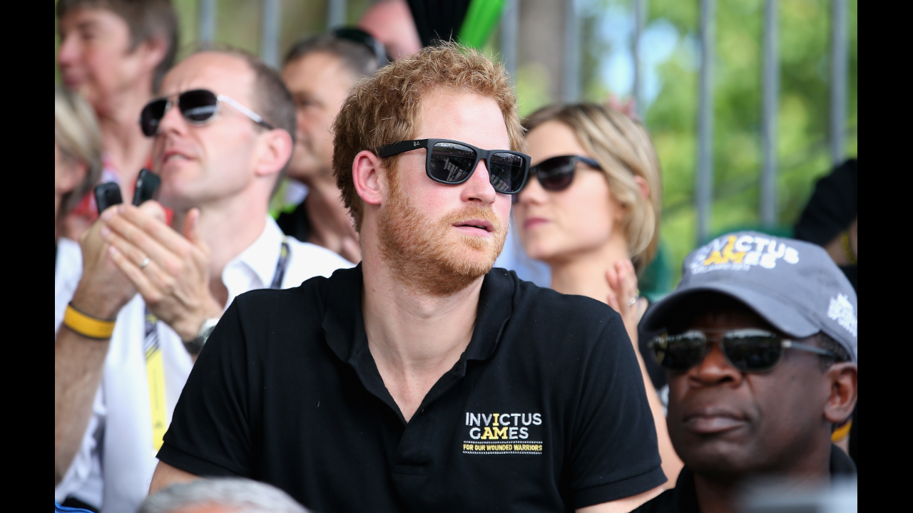 Prince Harry Opened Up About His Future Girlfriend