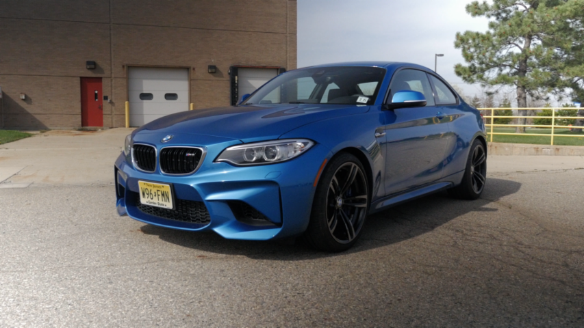 2016 BMW M2 | Beauty-Roll