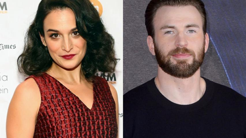 Chris Evans Is Dating Jenny Slate