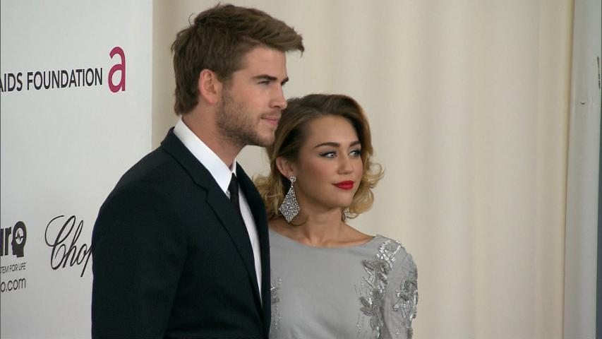 Miley Cyrus and Liam Hemsworth's Wedding Details