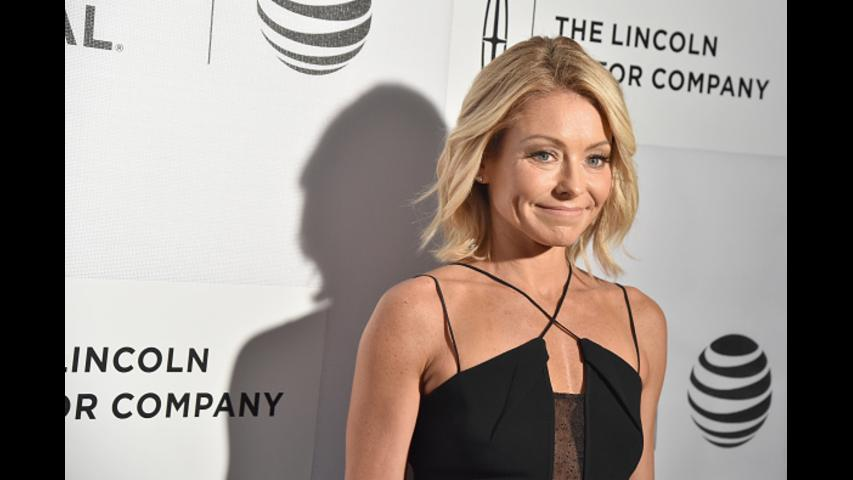 Kelly Ripa on Anderson Cooper joining Live!: 'Stay tuned'