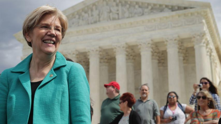 Elizabeth Warren Remains a Popular VP Pick — Even for Joe Biden