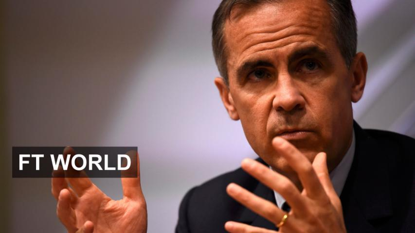 Bank of England's Brexit Warning in 60 Seconds