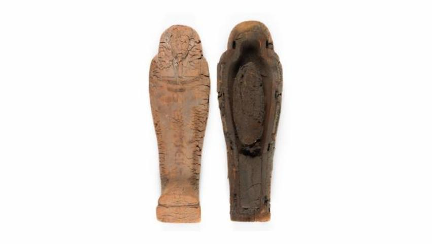 Museum Finds 18-Week-Old Mummified Fetus Inside Tiny Egyptian Coffin