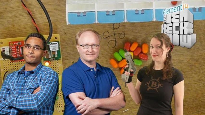 The Ben Heck Show - Episode 237 - Ben Heck's Pill-Minder 2000