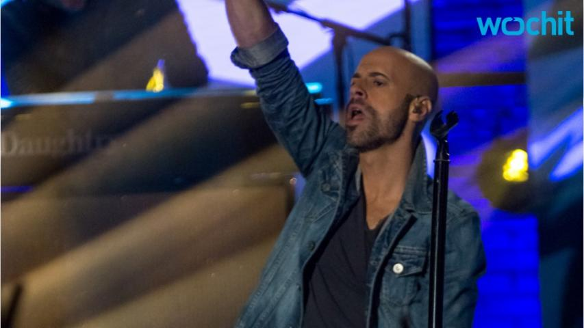 Chris Daughtry Wants a Role on 'Walking Dead'