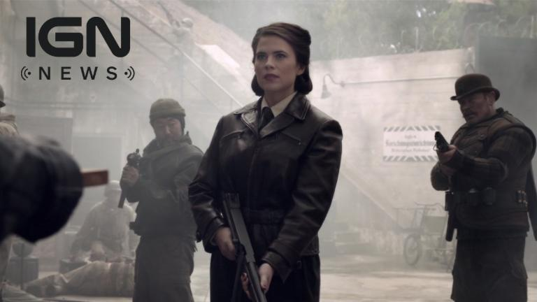 Agent Carter Cancelled by ABC