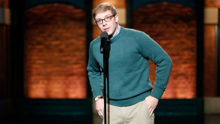Joe Pera Stand-Up Performance
