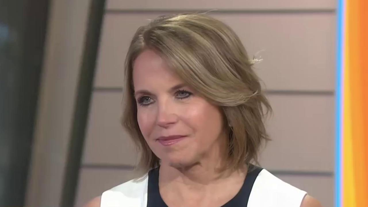 Katie Couric talks about 'Under the Gun,' both sides of gun debate