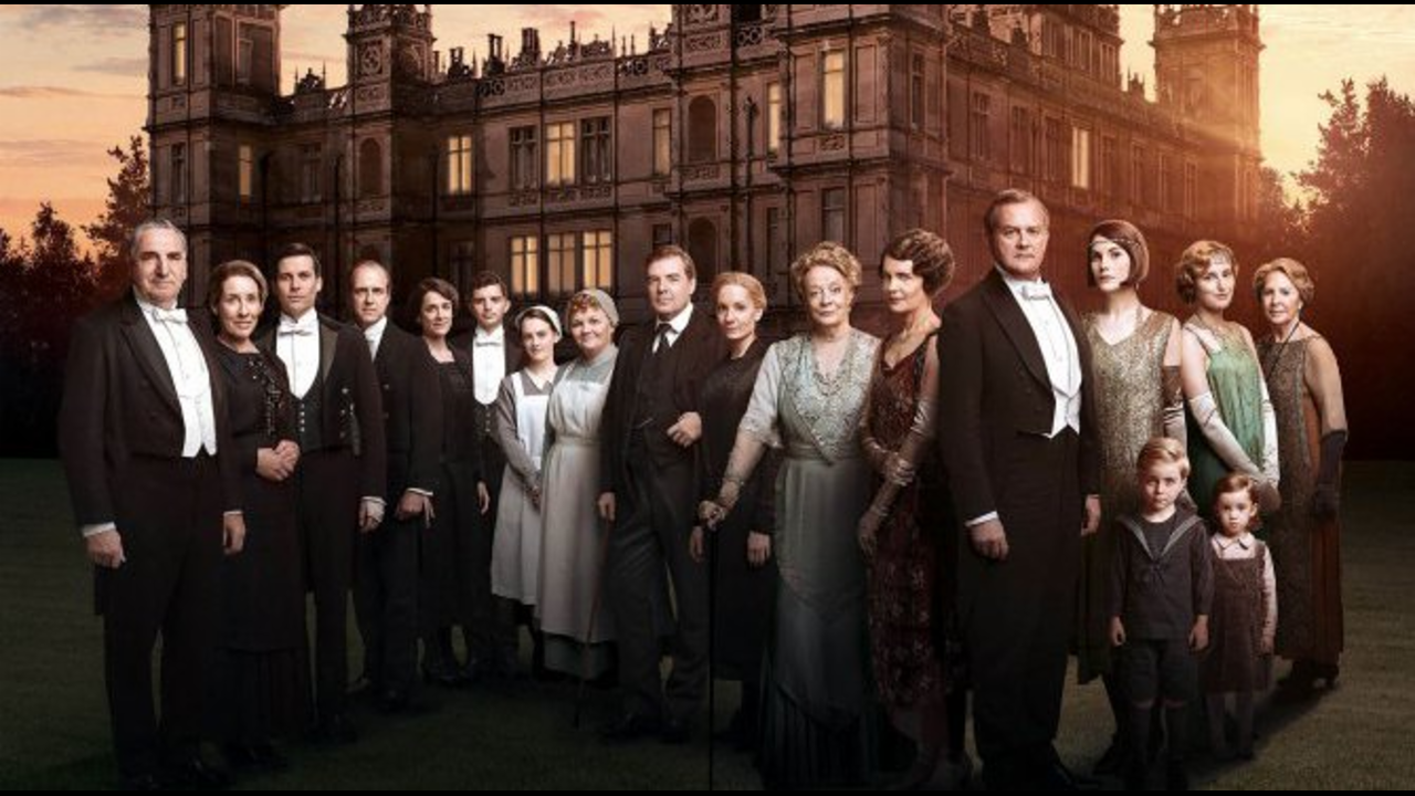 What the Stars of 'Downton Abbey' Look Like in Real Life