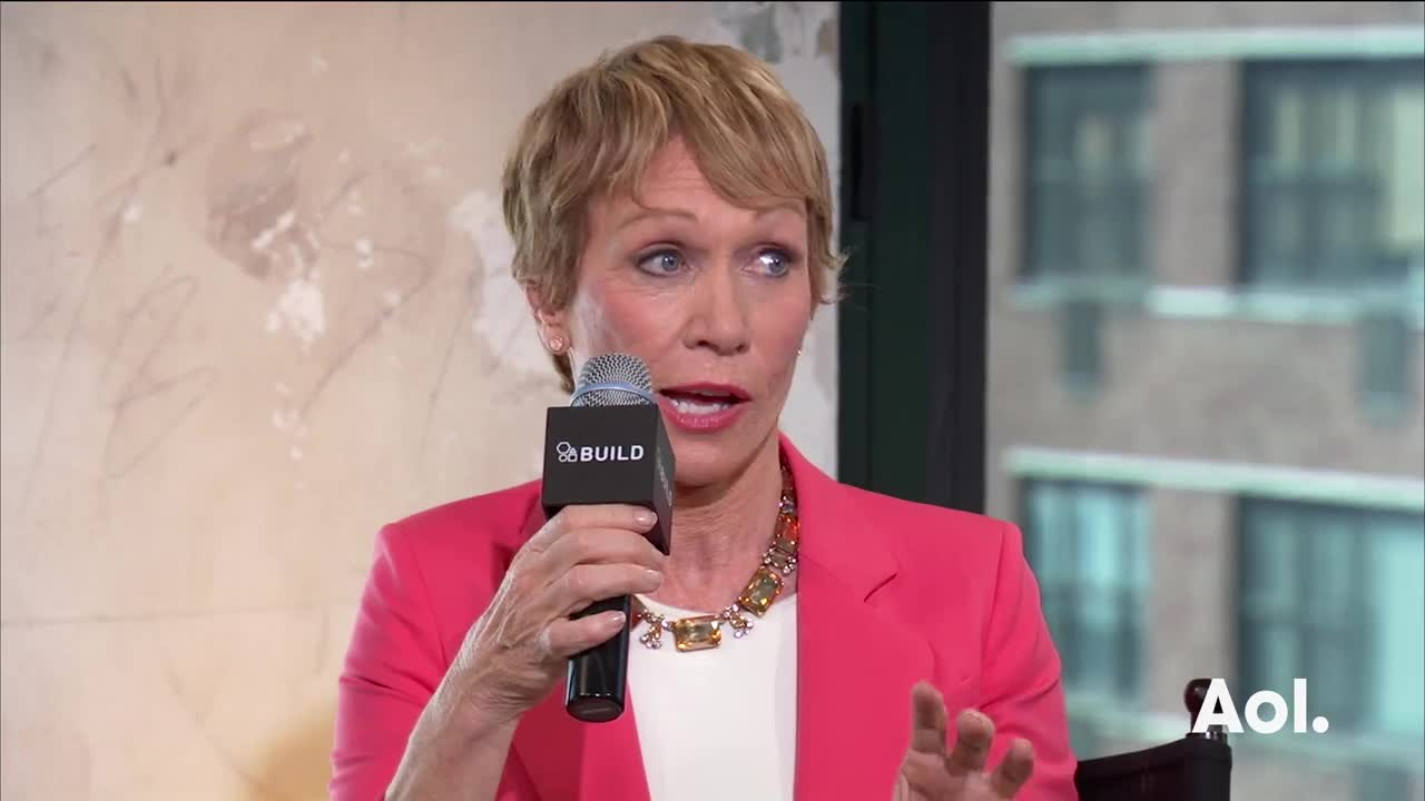 "Barbara Corcoran Discusses Her Role On ""Shark Tank"""