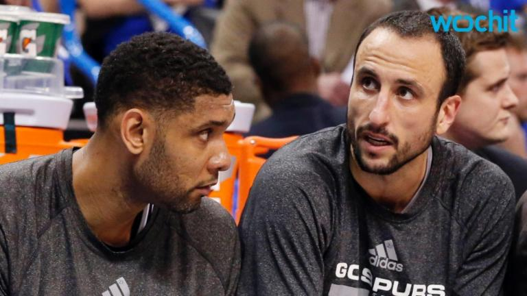 Tim Duncan and Manu Ginobili Indecisive on Future