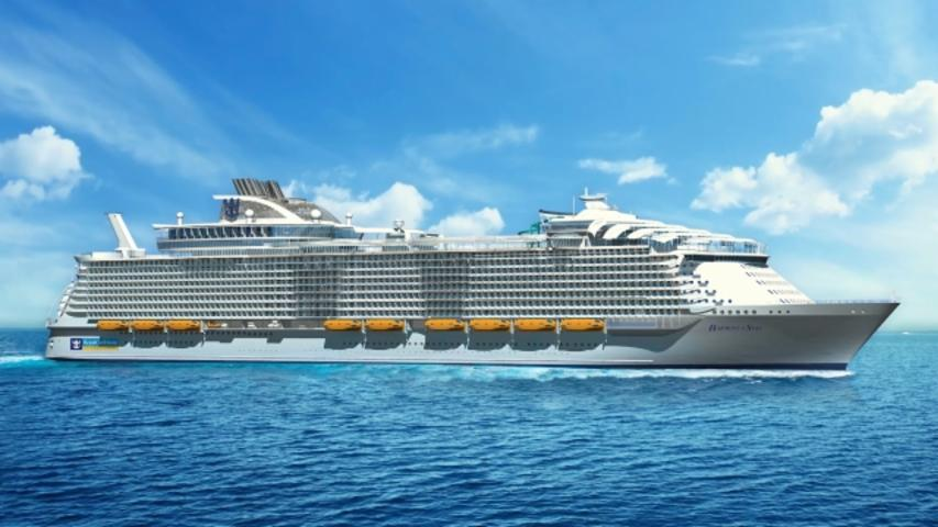 This Cruise Ship Is So Large, It Could House an Entire Town