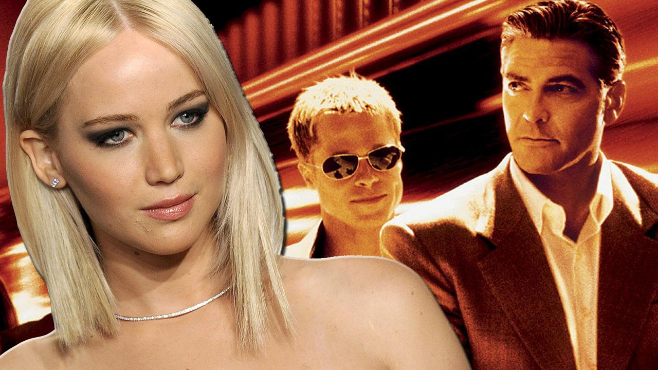 Jennifer Lawrence Eyed For Ocean's Eleven Spinoff