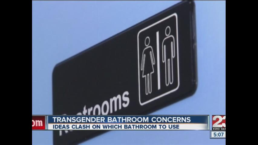 Transgender Bathroom Concern