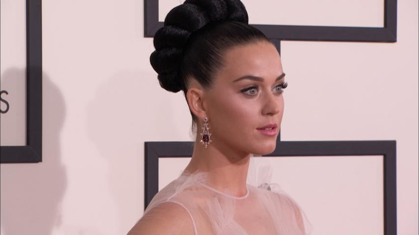 Katy Perry 'Not Fazed' By Pics of Orlando and Selena
