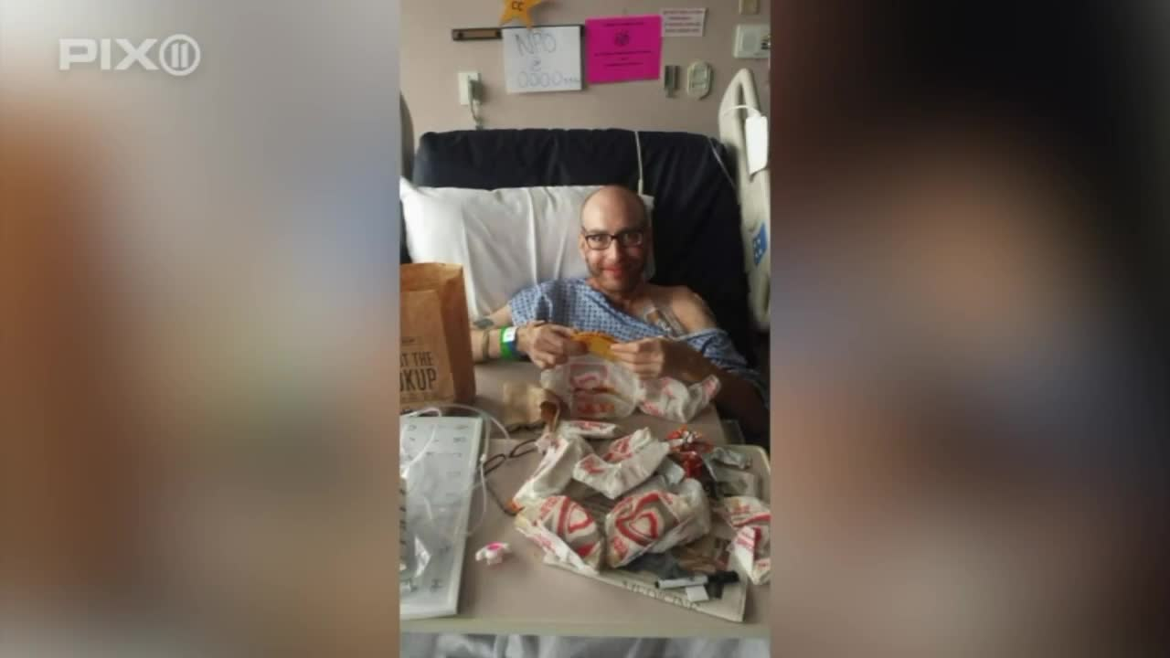 Man's First Words After Waking Up from Coma: 'I Want Taco Bell'
