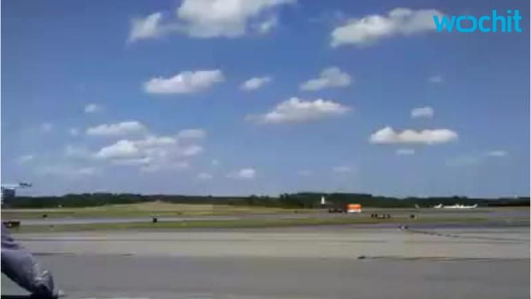 Stunt plane crashes during air show near Atlanta