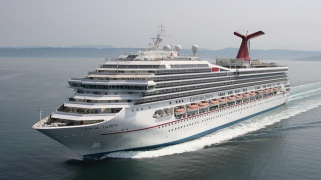 U.S. Coast Guard Combs Gulf of Mexico for Missing Cruise Passenger