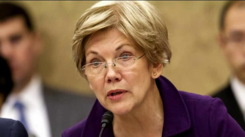 Elizabeth Warren being tapped as VP?