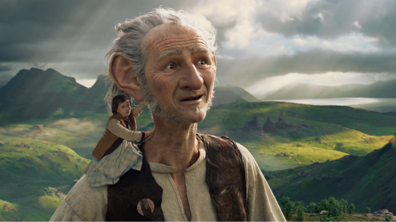 Disney's 'The BFG' (2016) Trailer 3