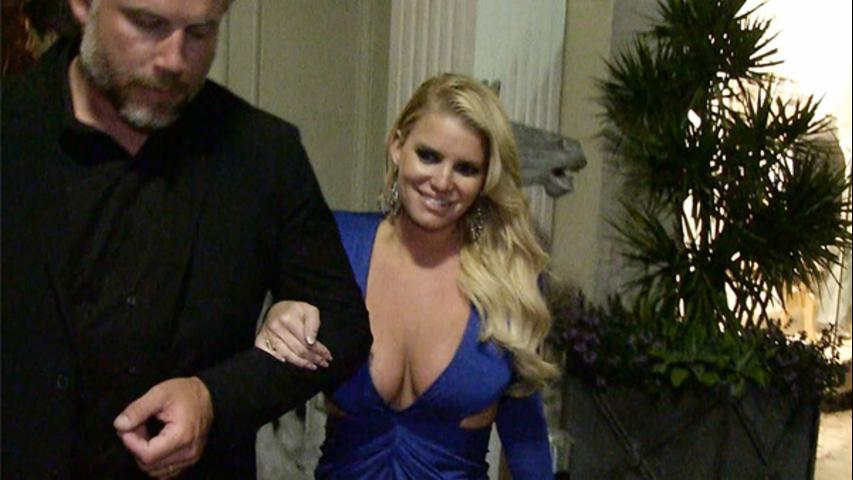 Jessica Simpson -- Barely Holding it Together