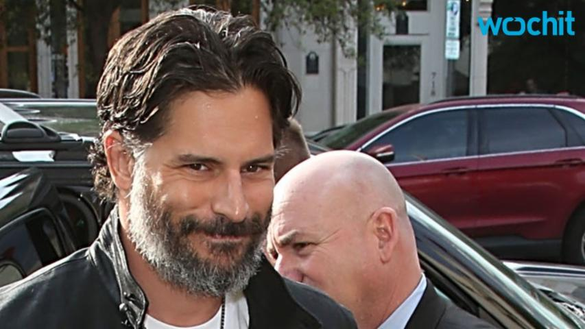 Sofia Vergara, Joe Manganiello Cuddle in his first photo in six weeks