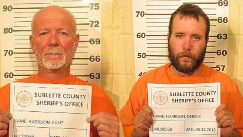 Father and Son Arrested in Connection With Kidnapping and Assault