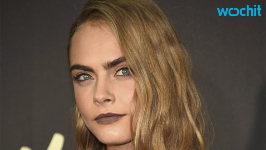 Cara Delevingne Was Banned From Boarding the Eurostar After Foul-Mouthed Rant