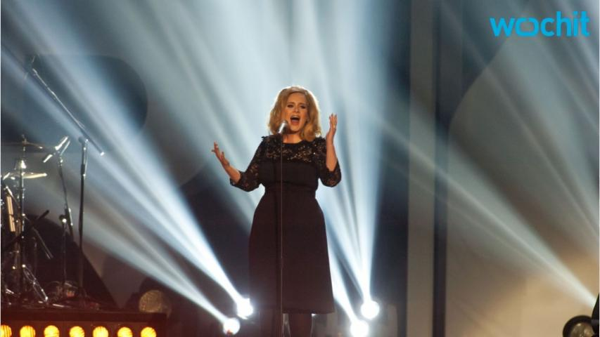 "Adele announces music video for ""Send My Love"""