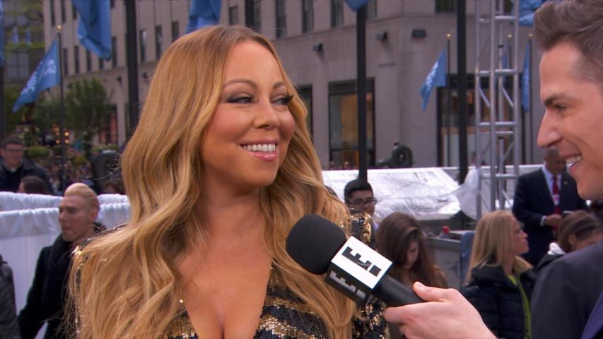 "Mariah Carey Talks New E! Docu-Series ""Mariah's World"""