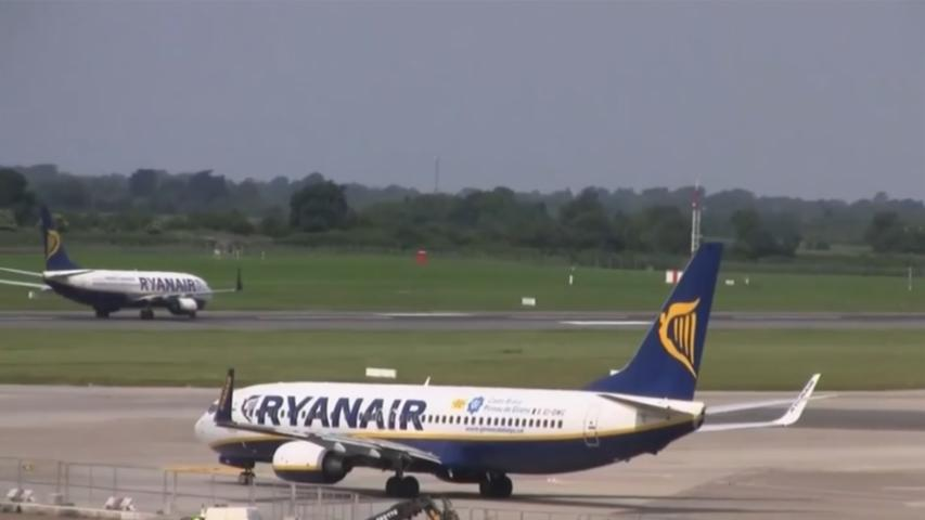 Ryanair Warns of Brexit Cost to Britain
